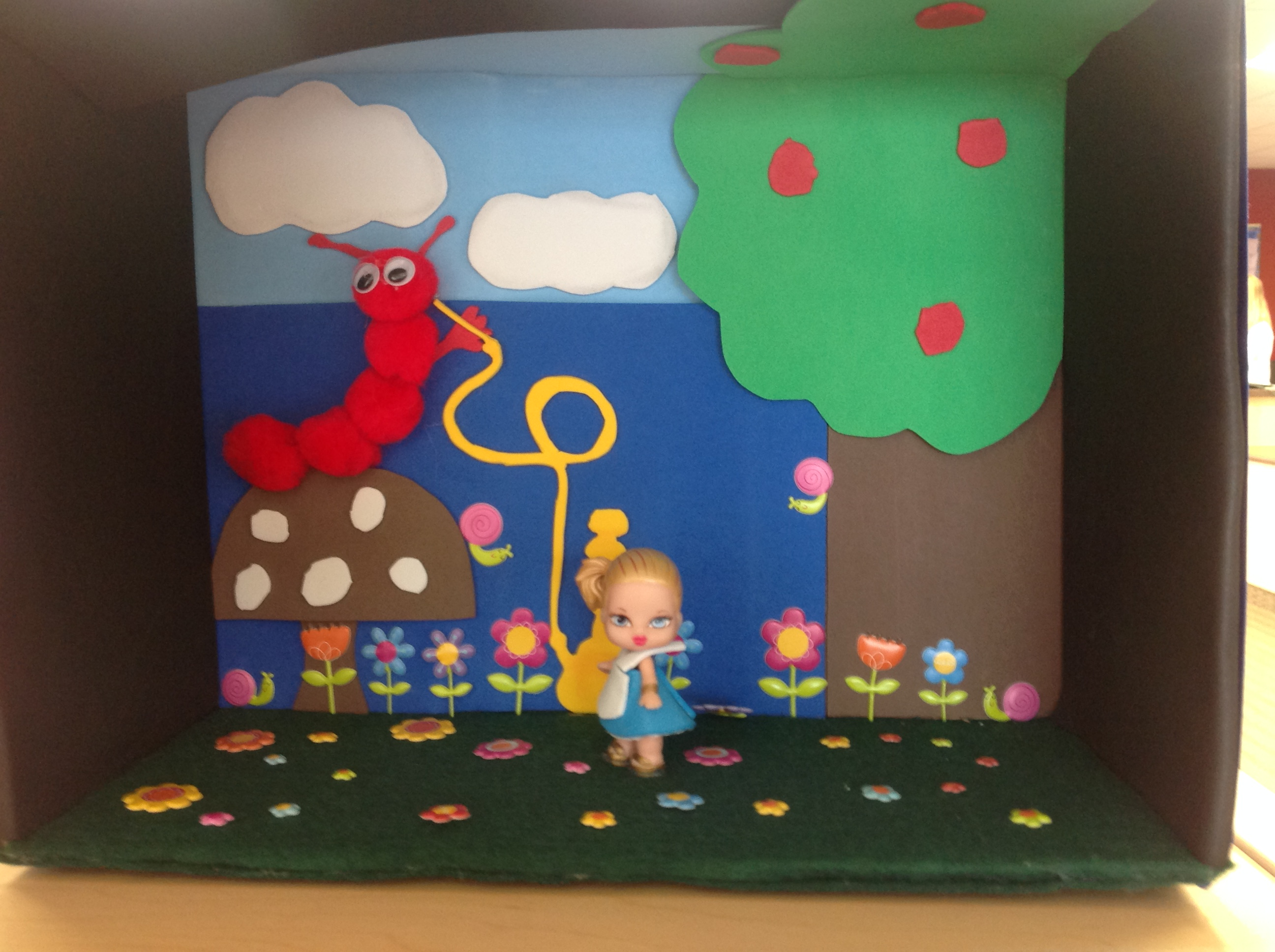 diorama book report Explore alison stevely westbrook's board diorama book reports on pinterest | see more ideas about book reports, shadow box and box.