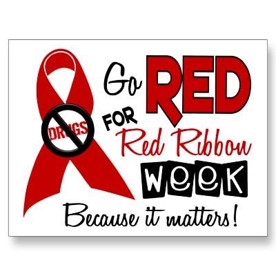 Ogden Preparatory Academy – Red Ribbon Week October